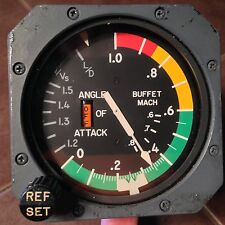 Teledyne Angle of Attack Indicator SLZ9680-2