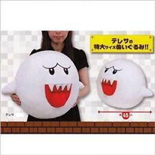 "Super Mario Bros Mega Size Boo Plush 45cm TAITO Japan Nintendo 18"""
