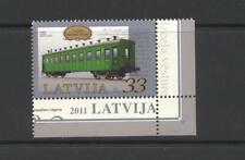 Latvia 2011 SG 803 Railway History MNH