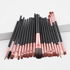 20pcs Makeup BRUSHES Kit Set Powder Foundation Eyeshadow Eyeliner Lip Brush