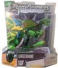 Transformers Cybertron RID Jungle Planet Scout Class Undermine Figure NEW 2005