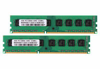 16GB 2X 8GB DDR3-1333MHz 2Rx4 PC3-10600U Desktop DIMM Memory RAM 240Pin For AMD