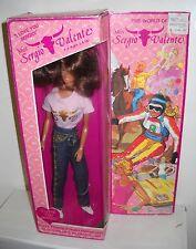 #2252 NRFB Vintage Miss Sergio Valente Fashion Doll