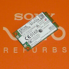 Gobi2000 3G GPS WWAN PCIe Wireless Card Sony Vaio VPCS