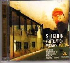 (BL937) Slikour, Ventilation mix tape, Vol 1 - CD + DVD