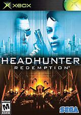 HEADHUNTER REDEMPTION ORIGINAL XBOX DISC ONLY