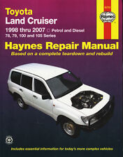 Toyota books and manuals ebay haynes workshop repair manual toyota land cruiser 78 79 100 105 diesel 98 07 fandeluxe Gallery