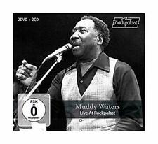 Muddy Waters Live at Rockpalast 2cd & 2dvd 2018