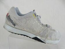 REEBOK Crossfit Nano 5 Grey Sz 12 Men Cross-Training Shoes