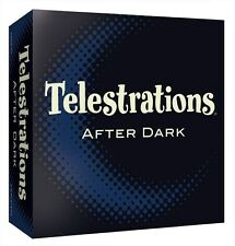 Telestrations: After Dark [Board Game, Party Game, 4-8 Players, 30 Min, Age 17+]