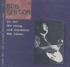 NEW Joy Joy!: The Young And Wonderful Bob Gibson (Audio CD)