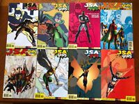 JSA All Stars Mini-Series #1-8 Goyer Courtney Whitmore Stargirl first appearance