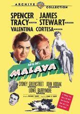 MALAYA - (B&W) (1949 Spencer Tracy) Region Free DVD - Sealed