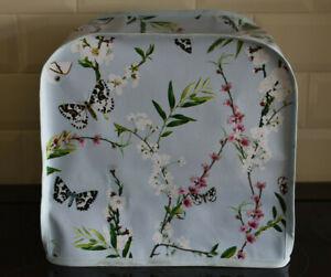 Kenwood PROSPERO food mixer cover Blue Butterflies design vinyl
