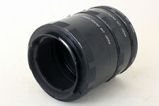 [Exc+]  Pentax 67 6x7 Macro AUTO Extension Tube Set Ring 1 2 3 From Japan