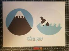 Silver Jews Concert Poster -  14 x 10 Reprint