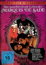 Das ausschweifende Leben des Marquis de Sade - DVD Film Keir Dullea Pidax Neu