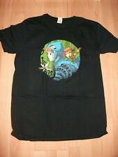 T-Shirt für Pokemon / Digimon - Fans / Nerds Gr. L Neu und ungetragen