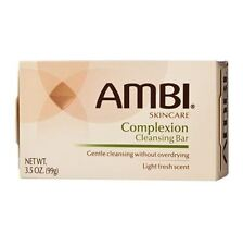 Ambi Complexion Cleansing Bar Soap, 3.5 oz (Pack of 2)