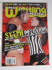 Pro Wrestling Illustrated Magazine July 2002 Steph Infection