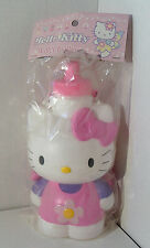 Hello Kitty Water Bottle 32 oz. Sanrio 2006 Sealed In Package NOS #87171 Clean