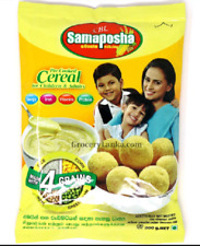 cereal based nutritious supplement food Samaposha pre-cooked for Breakfast