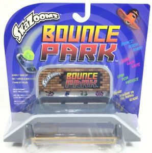 SkaZooms Bounce Park Kids Age 7+ Fun Toys Accessories & Stickers By Jax 2012 New