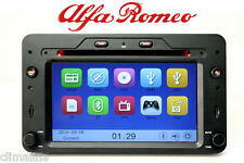 Autoradio GPS 2 din per Alfa Romeo 159 Brera navigatore comandi SWC