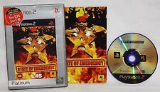 State of Emergency (Sony PlayStation 2, 2002) -5026555301084