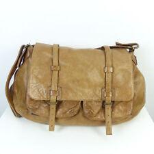 BELSTAFF Schultertasche Damen Tasche Scott Bag Braun Cognac (N41)