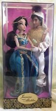 JASMINE & ALADIN Poupée Edition Limitée Disney design FAIRYTALE Collection doll