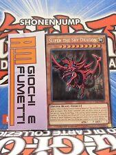 SLIFER THE SKY DRAGON in inglese RARA SEGRETA originale KONAMI! YUGIOH