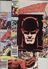 Daredevil #236, #237, #238, #239 Sabretooth