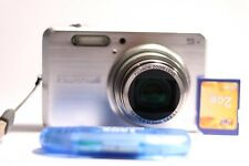 Fujifilm FinePix J Series J100 10.0MP Digital Camera - Silver