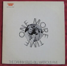 THE DANNY STILES - BILL WATROUS FIVE  LP  ORIG  US  ONE MORE TIME