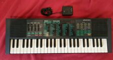 Yamaha Pss-270 Electronic Keyboard Stereo PortaSound VoiceBank Vintage Tested