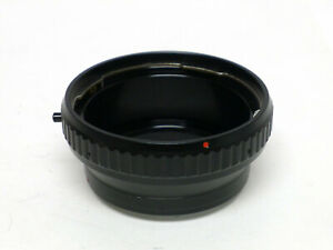 Hasselblad C/CF/F Lens to Minolta AF & Sony A Mount Lens Adapter f/SLR  Mint