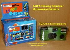AGFA, Fuji Einwegkamera zum sammeln / experimentieren