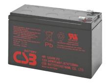 Bluewalker CSB HR 1234W F2 VRLA Bleigel Akku 12V/9Ah NEU inkl. Rechnung mit MwSt