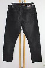 Gap Black Jeans Men's Pants Size Waist 36 Length 34 NWT Standard Taper Coupe NEW