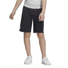 Adidas Boy's Black Shorts Equip Knit Training Running Sports Fashion New DV2918