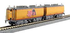 New Kato  N Gauge 106-085 Union Pacific Water Tender Set (2)