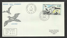 Birds French & Colonies Stamps