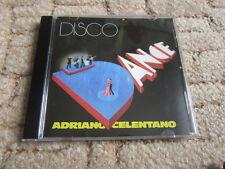 Adriano Celentano – Disco Dance CD