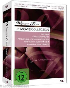 DVD - Mujer `S Finest - 5 Película Colección - Tiempo Para Romance -