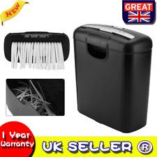 More details for 10l strip cut paper shredder destroy credit card business/home/office
