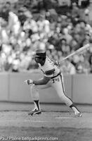 Original 35MM B&W Negative, Chicago White Sox Tony Bernazard April 14, 1987