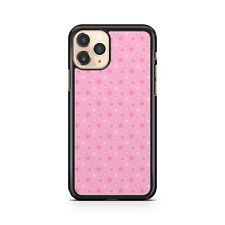 Pretty White Lush Pink Milky Way Stars Pattern Galaxy Space Phone Case Cover