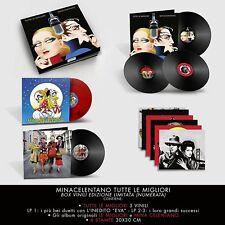 vinili mina celentano Tutte Le Migliori - [Box 5 LP + 6 Stampe - Edizione Limita