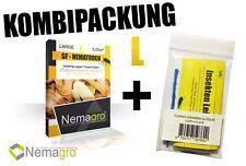 Kombipack Nemagro® SF-Nematoden L + 10 Gelbtafeln - Einfache Anwendung zu Hause